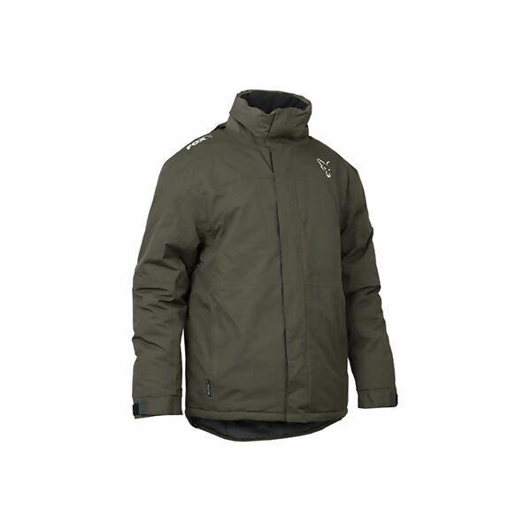FOX Green & Silver Winter Suit žieminis kostiumas (M dydis)