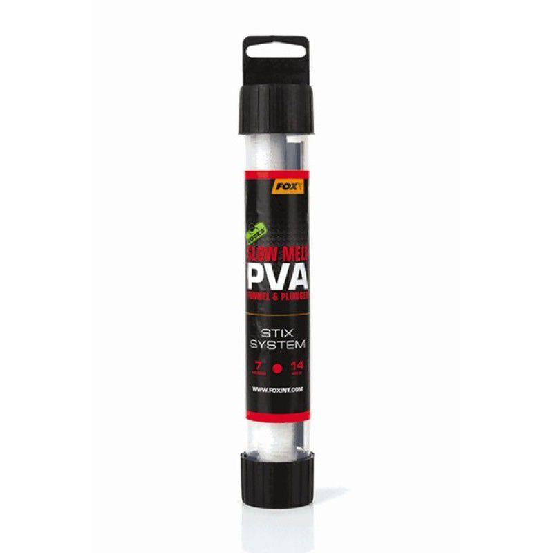 FOX Edges Wide Fast Melt PVA System PVA kojinė su tūta (35 mm, greitai tirpstanti, 7 m)