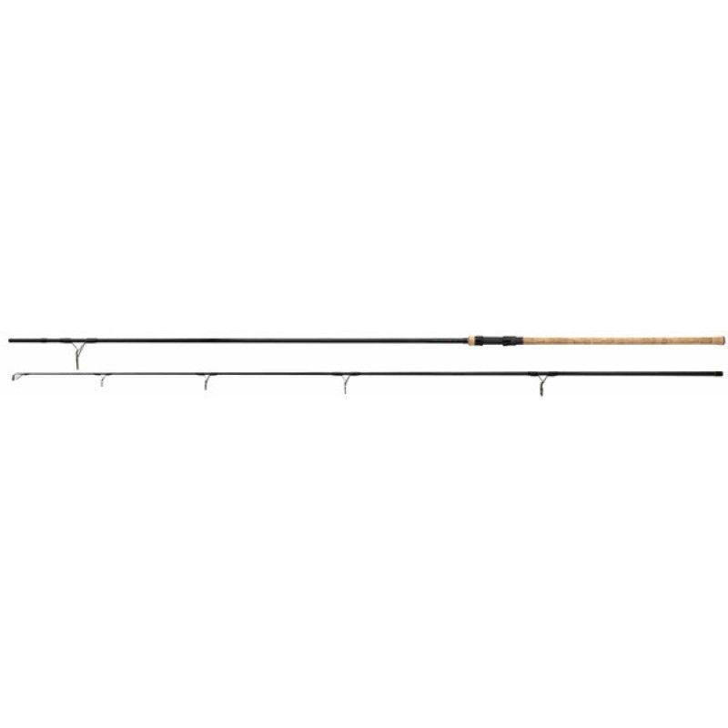 FOX Horizon X4 Carp Rod karpinė meškerė (2 dalių, 3.60 m / 12 ft, 3.25 lb, 50 mm žiedas, kamštinė rankena)