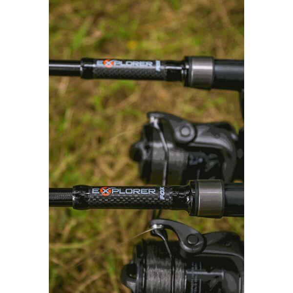 FOX Explorer Spod & Marker Rod karpinė meškerė (3 dalių, 3.00 m / 10 ft, 4.25 lb, 40 mm žiedas)