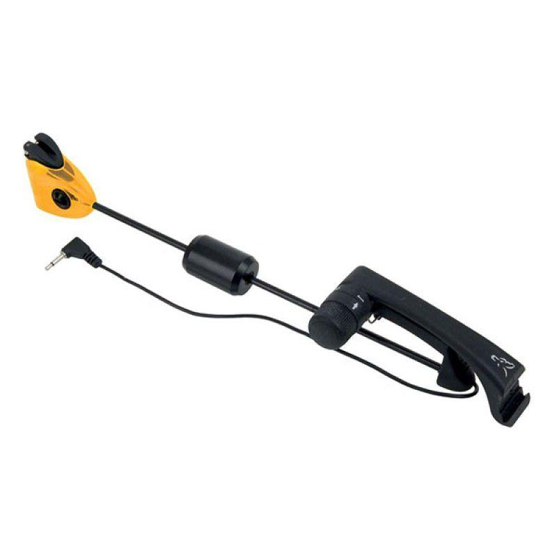 FOX MK2 Illuminated Swinger kibimo indikatorius (oranžinis, su pašvietimu)