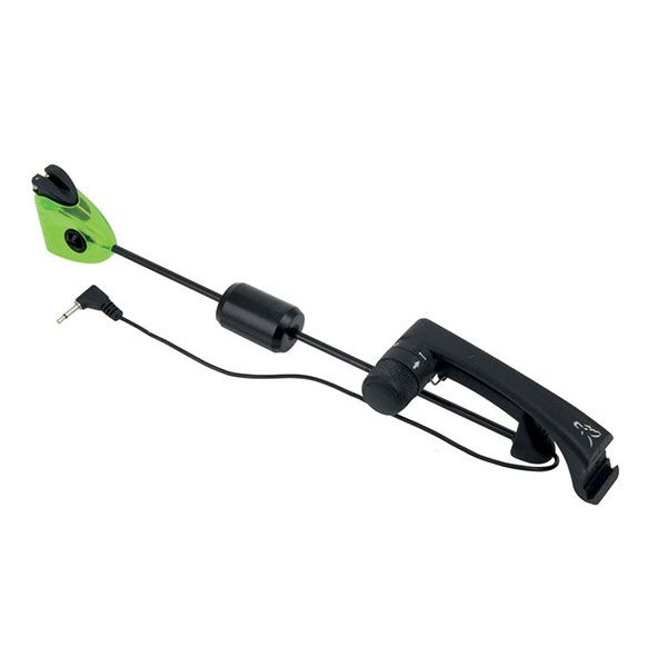 FOX MK2 Illuminated Swinger kibimo indikatorius (žalias, su pašvietimu)