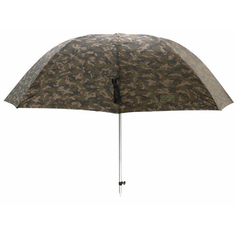 FOX Camo Brolly skėtis (152 cm / 60 in)