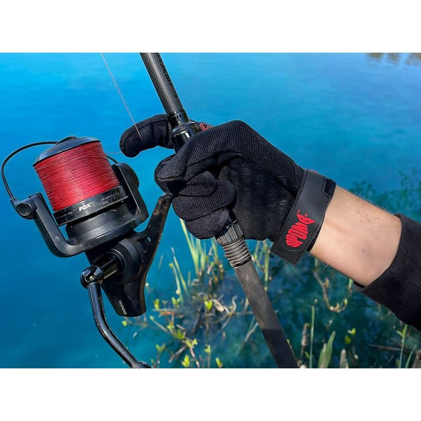 FOX Spomb Pro Casting Glove (Pro casting gloves size XL-XXL)