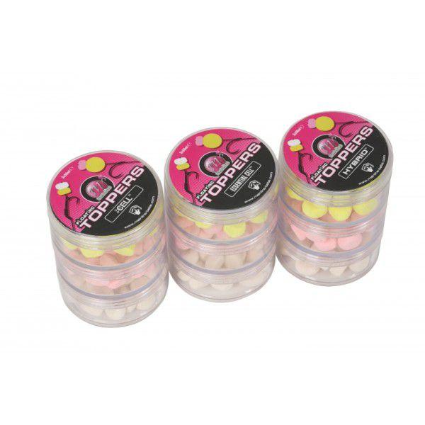 MAINLINE Toppers Cell plaukiantys masaliniai boiliai (3 x 50 ml)