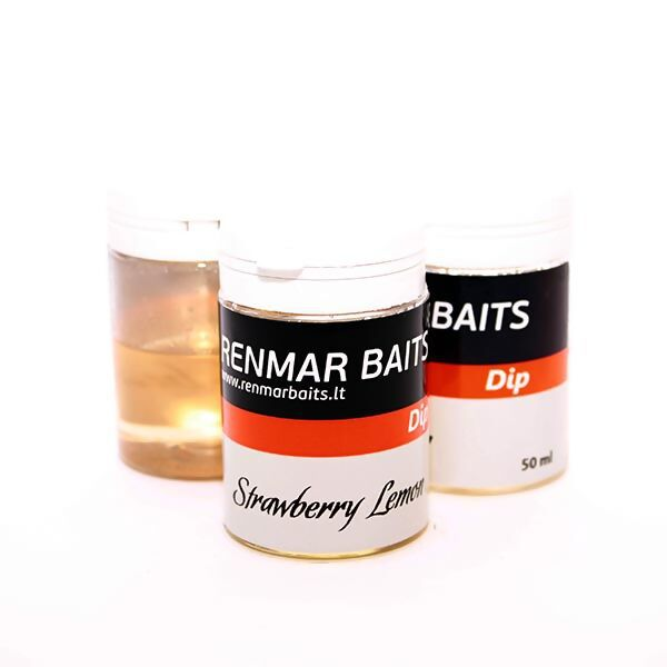 RENMAR BAITS Citrus Strawberry DIP dipas (50 ml)
