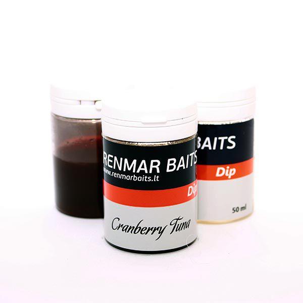 RENMAR BAITS DIP dipas (Cranberry Tuna, 50 ml)