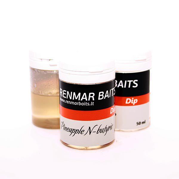 RENMAR BAITS Pineapple N Butyric DIP dipas (50 ml)